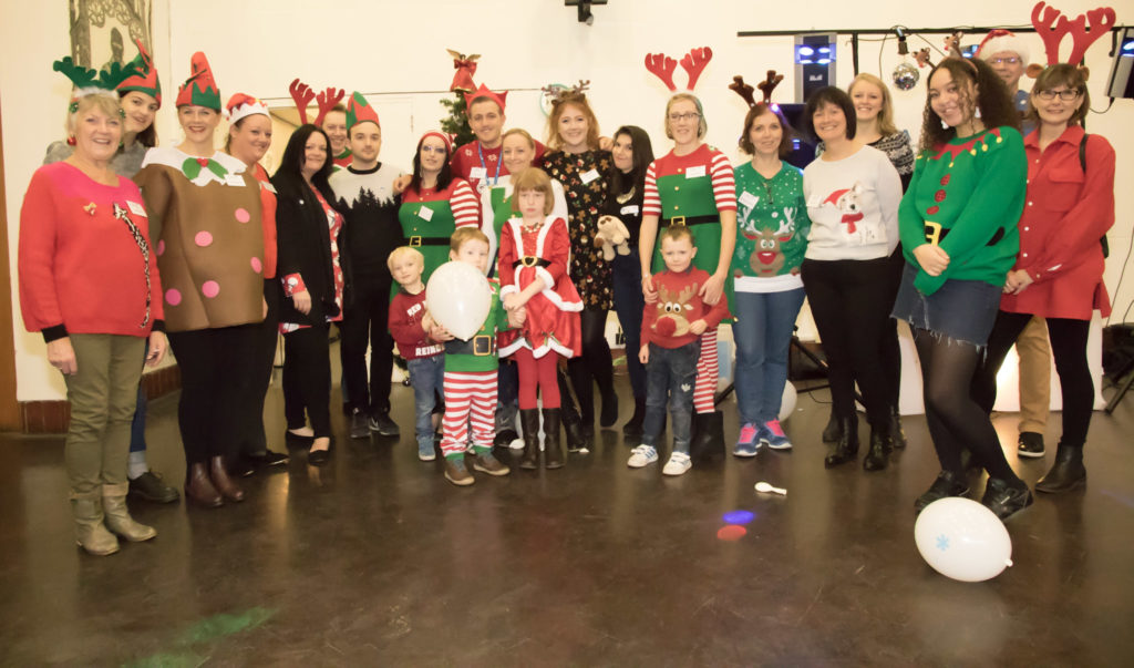 CLAPA GOSH Christmas Party 2016