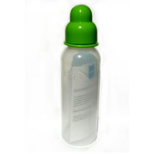 Photo of a MAM squeezy bottle