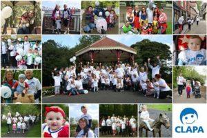 Cleft Community Sponsored Walks Master