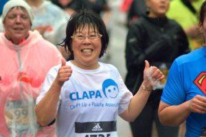 Lynn, Cardiff half marathon, fundraisng friday