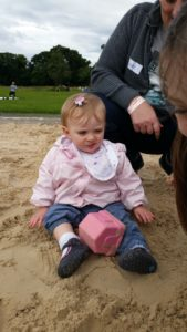 Briarlands, Scotland Family Day Sandpit
