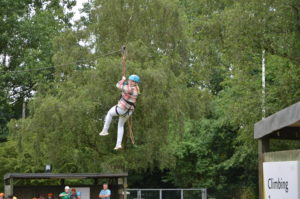 Staffordshire Residential 3 Zipwire